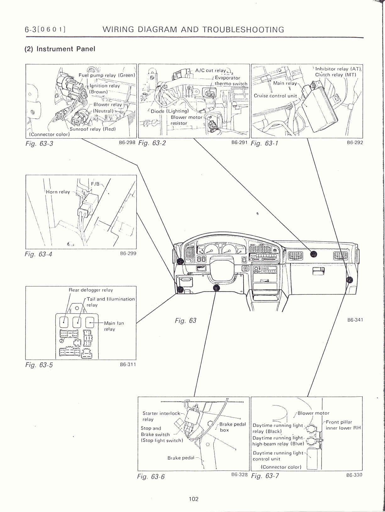 Famous Subaru Impreza Wiring Diagram Images - The Best Electrical ...